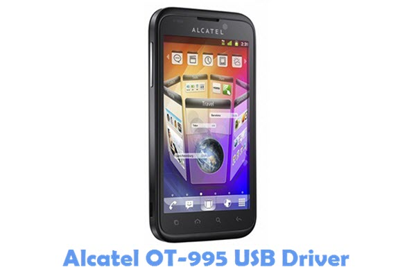 Download Alcatel OT-995 USB Driver