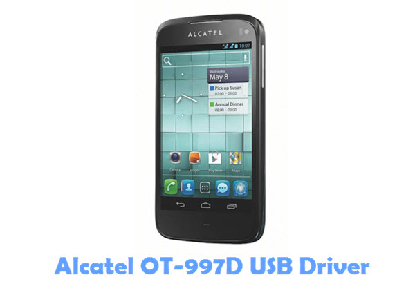 Download Alcatel OT-997D USB Driver