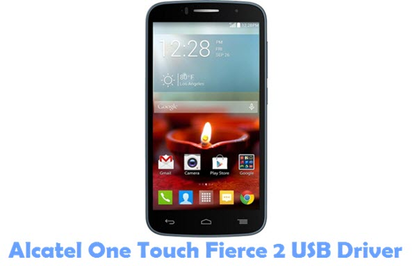 Download Alcatel One Touch Fierce 2 USB Driver