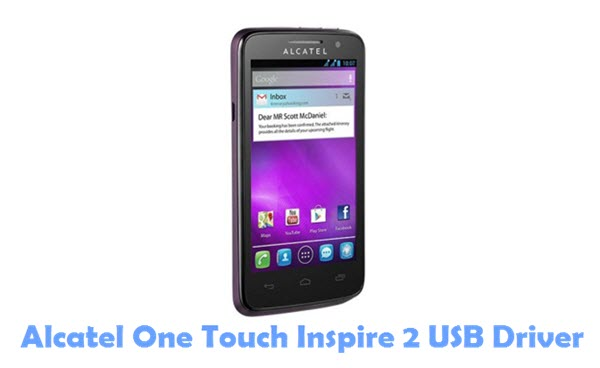 Download Alcatel One Touch Inspire 2 USB Driver