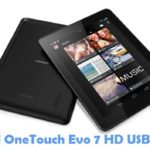 Download Alcatel OneTouch Evo 7 HD USB Driver