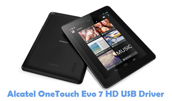 Download Alcatel OneTouch Evo 7 HD USB Driver