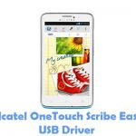 Alcatel OneTouch Scribe Easy USB Driver