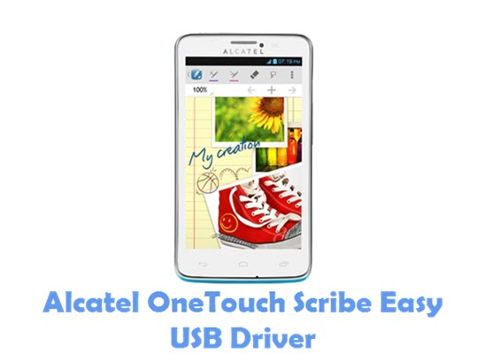 Download Alcatel OneTouch Scribe Easy USB Driver