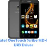 Alcatel OneTouch Scribe HD-LTE USB Driver