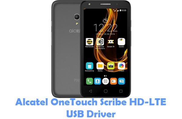 Download Alcatel OneTouch Scribe HD-LTE USB Driver