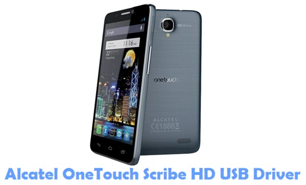 Download Alcatel OneTouch Scribe HD USB Driver