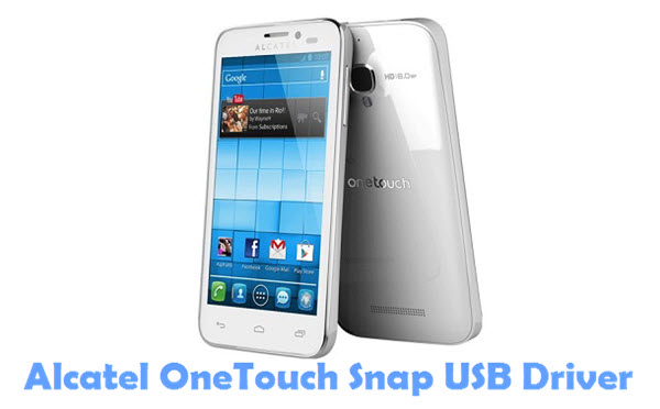 Download Alcatel OneTouch Snap USB Driver