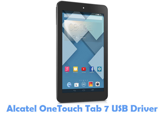 Download Alcatel OneTouch Tab 7 USB Driver