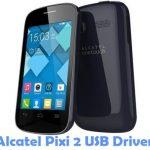 Alcatel Pixi 2 USB Driver