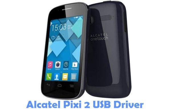 Download Alcatel Pixi 2 USB Driver