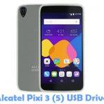 Alcatel Pixi 3 (5) USB Driver