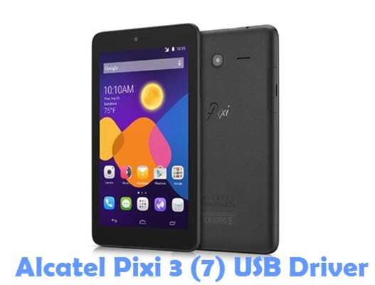 Download Alcatel Pixi 3 (7) USB Driver