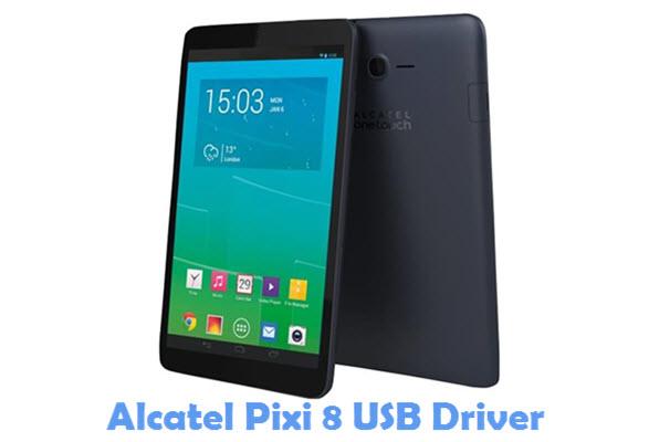 Download Alcatel Pixi 8 USB Driver