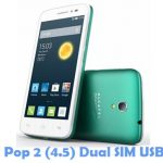 Alcatel Pop 2 (4.5) Dual SIM USB Driver