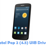 Alcatel Pop 2 (4.5) USB Driver
