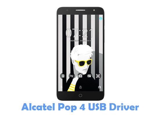 Download Alcatel Pop 4 USB Driver