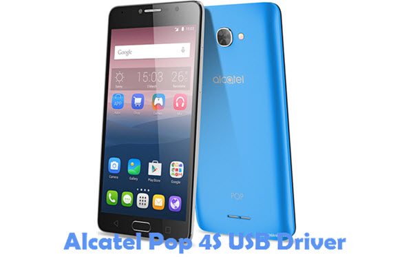 Download Alcatel Pop 4S USB Driver