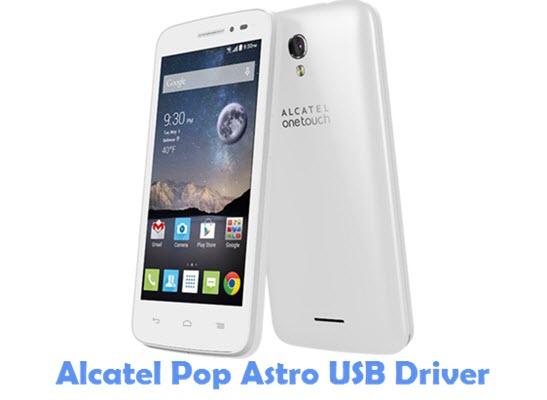 Download Alcatel Pop Astro USB Driver