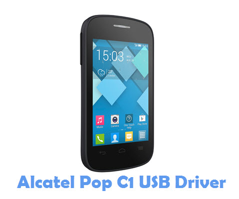 Download Alcatel Pop C1 USB Driver