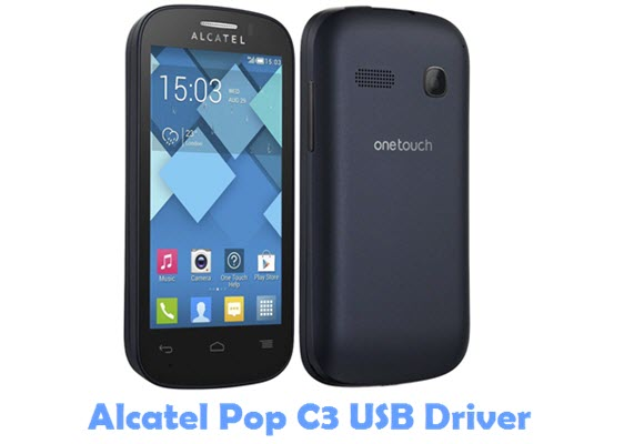 Download Alcatel Pop C3 USB Driver