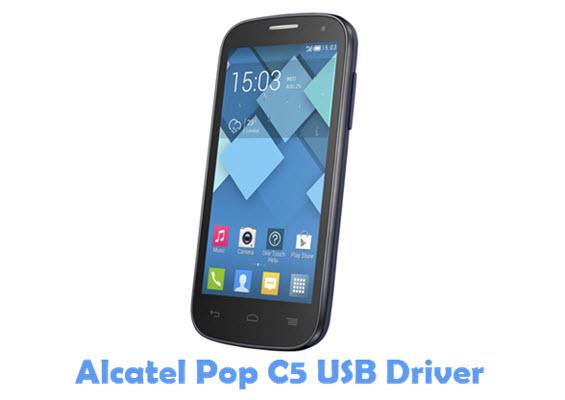 Download Alcatel Pop C5 USB Driver