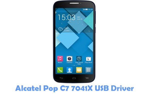 Download Alcatel Pop C7 7041X USB Driver