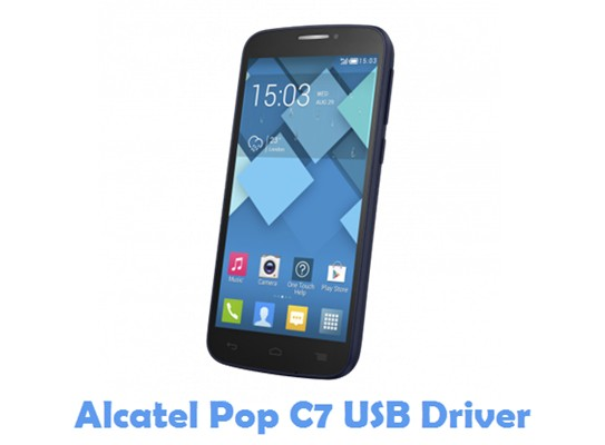 Download Alcatel Pop C7 USB Driver