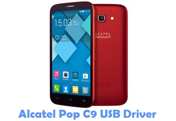 Download Alcatel Pop C9 USB Driver