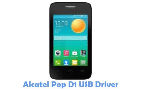 Download Alcatel Pop D1 USB Driver