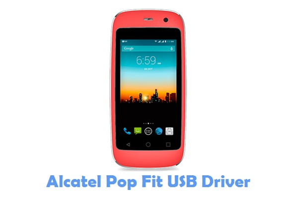 Download Alcatel Pop Fit USB Driver