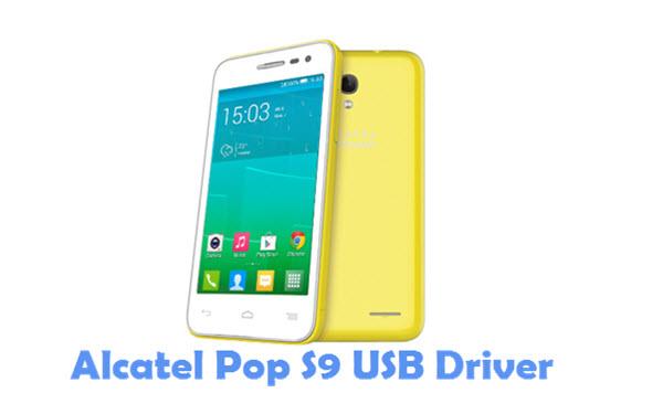 Download Alcatel Pop S9 USB Driver