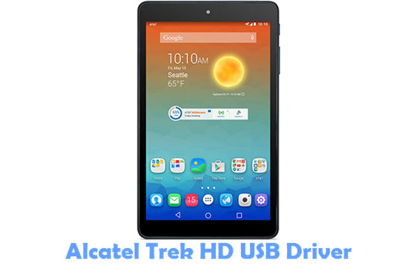 Download Alcatel Trek HD USB Driver