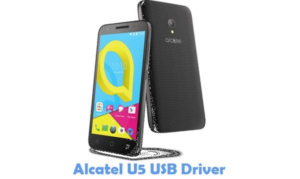 Download Alcatel U5 USB Driver