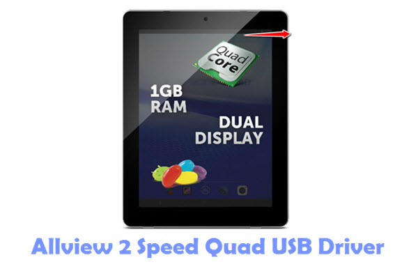 Download Allview 2 Speed Quad USB Driver