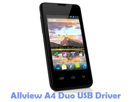 Download Allview A4 Duo USB Driver