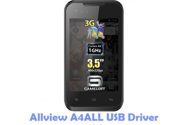 Download Allview A4ALL USB Driver