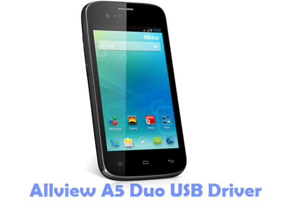 Download Allview A5 Duo USB Driver