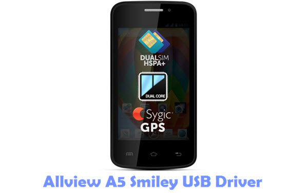 Download Allview A5 Smiley USB Driver