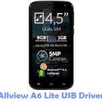 Allview A6 Lite USB Driver