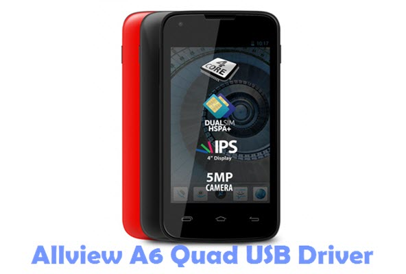 Download Allview A6 Quad USB Driver