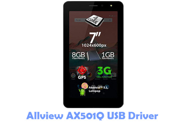 Download Allview AX501Q USB Driver