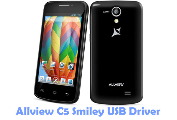 Download Allview C5 Smiley USB Driver