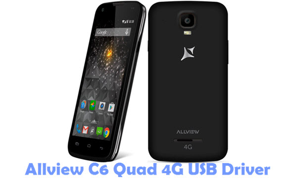 Download Allview C6 Quad 4G USB Driver