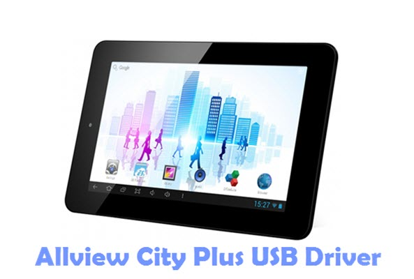 Download Allview City Plus USB Driver