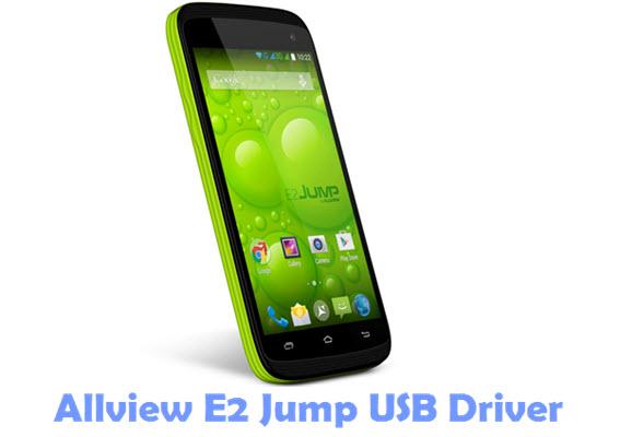 Download Allview E2 Jump USB Driver