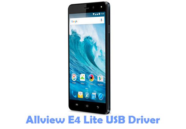 Download Allview E4 Lite USB Driver