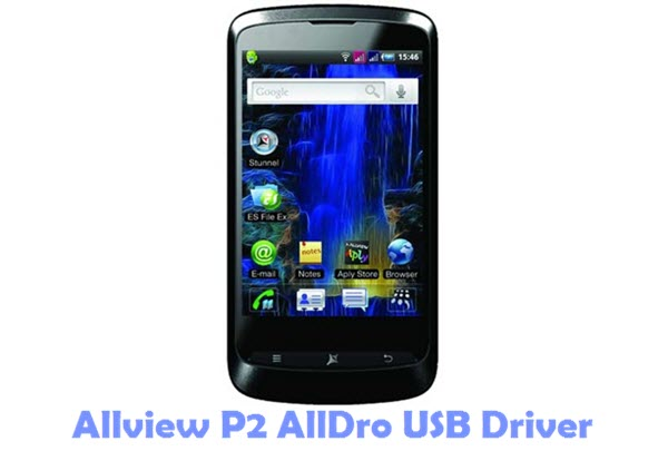 Download Allview P2 AllDro USB Driver