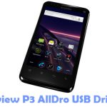 Allview P3 AllDro USB Driver