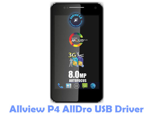 Download Allview P4 AllDro USB Driver